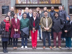 010: As a Research Associate at the UCL School of Pharmacy (2015), along with Mr Gang Li, Mr Gordon Bruce, Dr David Workman, Mr Ryan Begley, Mr Xian Weng Jiang, Mr Uchechukwu Odunze, Prof. Andreas Schätzlein, Ms Kaiyue Zheng, Ms Ana Navarro, Dr Ye Tian, Mr Sunish Patel, Prof. Ijeoma F. Uchegbu, Mr Nicholas Hobson, Mr Abdulrahman Halwani and Ms Erazuliana Abd Kadir.